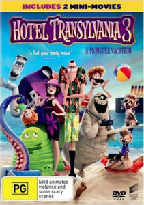 Hotel Transylvania 3 - Monster Vacation (DVD, 2018)Australian stock