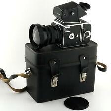 Kiev 88 ⭐ MIR 3V 3,5/65mm Lens ⭐ Vintage 120 Film Camera ⭐ Medium Format