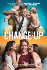 THE CHANGE UP MOVIE POSTER 2 Sided ORIGINAL 27x40