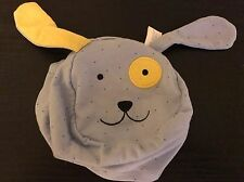 NWT Rich Frog Baby Toddler Infant Hat Puppy Dog Organic Cotton