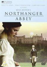 Northanger Abbey DVD 2007 by Felicity Jones JJ Feild