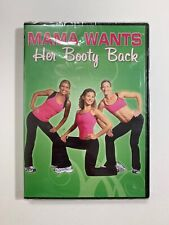 Mama Wants Her Booty Back (DVD, 2010) - New Sealed