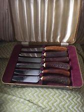 Viners Vintage collctable Knife Set