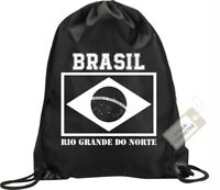 BACKPACK BAG RIO GRANDE DO NORTE BRAZIL GYM HANDBAG SPORT