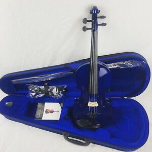 Ashton AV342 Violin Outfit 🎻 3/4 Size 🎻 Violin, Bow & Hard Foam Case