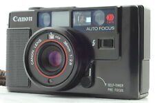 [N MINT] Canon AF35M Autoboy 35mm Point Shoot Film Camera 38mm f/2.8 From JAPAN