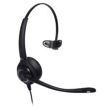 Avaya 9504 Advanced Monaural Noise Cancelling Headset