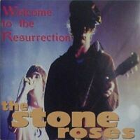 THE STONE ROSES welcome to the resurrection (live 1995) (CD, album) indie rock