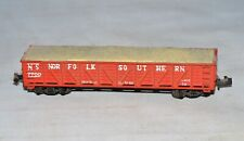 N Scale Atlas Norfolk Southern 40' Gondola NS 7700 With Sand Load