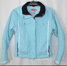 Marker Ski/Snowboard Jacket Light Blue Women's Sz 6