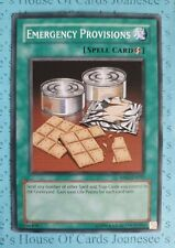 Emergency Provisions RP02-EN055 Common Yu-Gi-Oh Card New Mint/NMint