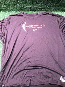 Team Issued Washington Mystics Nike Basketball 3XL Shirt
