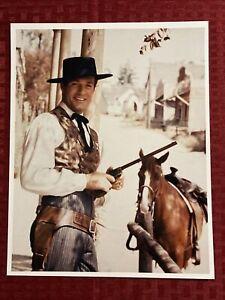 Hugh O'Brien 8x10 Photo The Life And Legend Of Wyatt Earp