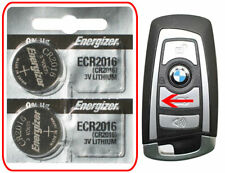 BMW 2-Pack Battery ECR2016 for Keyless Entry Remote for 5 6 7 8 M5 & M6 Series