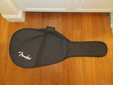 Fender Acoustic Guitar Gig Bag - Great Condition!!!!!!