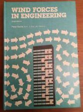 Wind Forces in Engineering 2nd Edition by Peter Sachs Hardcover