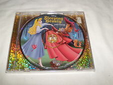 Disney's Sleeping Beauty and Friends Music CD For iPhones Android Phones MP3 NEW