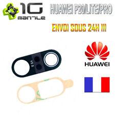 Lentille cache caméra arrière  appareil photo vitre - HUAWEI P20/PRO/LITE