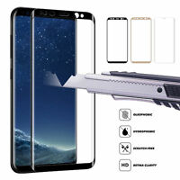 [3-Pack] HD Full Cover Tempered Glass Screen Protector For Samsung Galaxy Note 9