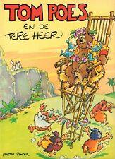 TOM POES EN DE TERE HEER - Marten Toonder (1980)