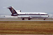 Inflight 200 IF7220816P olympique de 1/200 Boeing 727-200 SX-CBB poli avec support