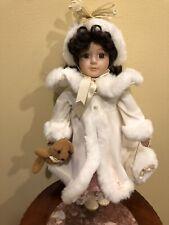 San Francisco Music Box Company Doll Collection Rare Collectible