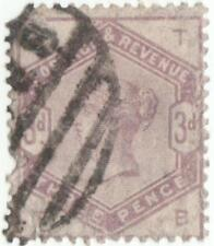 QUEEN VICTORIA 1883 3d LILAC.. USED..S.G.191
