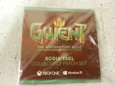 Pax East 2017 Gwent Collectible Patch Set- SCOIA TAEL