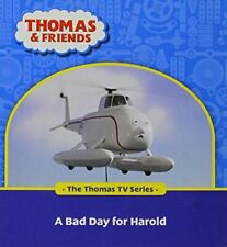 Unknown, THOMAS & FRIENDS - A BAD DAY FOR HAROLD READING BOOK BY EGMONT, Very Go