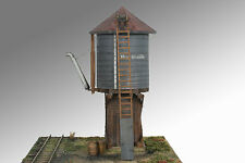 S/Sn3 WISEMAN MODEL SERVICES S-1002 D&RGW JACK'S CABIN WATER TANK KIT