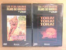 LOT 2 DVD LES PLUS GRANDS FILM DE GUERRE / CANONS DE NAVARONE + CHIENS DE GUERRE