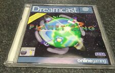 Planet Ring - Sega Dreamcast - Complete - Tested - Free P&P