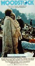 Woodstock, Acceptable VHS, Richie Havens, Joan Baez, John E, Michael Wadleigh