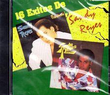 SANDY REYES - 16 EXITOS - CD  - EX  - WILFRIDO VARGAS