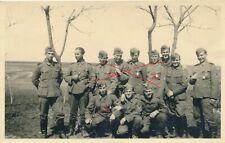 Nr.26149  Foto PK 2,Wk Soldaten 1942 Rußland  Orden