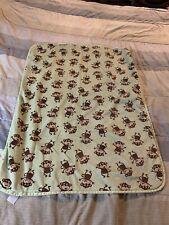 Baby Blanket Monkeys