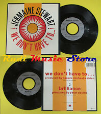 LP 45 7'' JERMAINE STEWART We don't have to take our clothes off no cd mc dvd