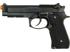 HFC M9 190F Semi and Fully Automatic Green Gas Blowback Airsoft Pistol