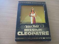 coffret 2 dvd asterix & obelix mission cleopatre
