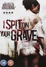 I Spit On Your Grave (DVD) *NEW & SEALED*