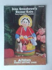 Jean Greenhowe's Knitting Pattern - Bazaar Knits (Forty Fundraising Novelties)