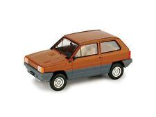 Fiat Panda 30 1980 Land Brown 1:43 Model R386-05 BRUMM