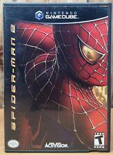 Spider-man 2 (Nintendo GameCube, 2004, Activision) * Complete T