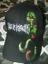 NEW CRADLE OF FILTH Thornography Embroidered Band / Concert Fitted Cap / Hat Men
