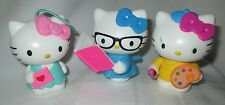 Hello Kitty McDonalds Happy Meal Toys from 2013 lot of 3