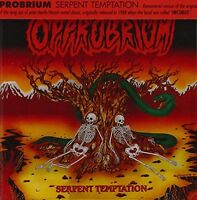 Opprobrium - Serpent Temptation [CD]