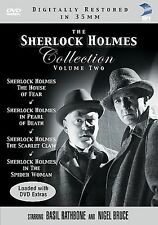 The Sherlock Holmes Collection, Vol. 2 (The House of Fear/The Spider Woman/Pearl