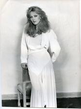 Tanya Roberts 8x12 approx original press photo A View To A Kill posing