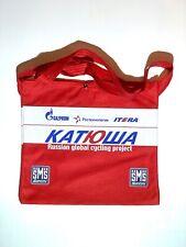 Etenszakje / musette de cyclisme Team Katusha Santini musette bag