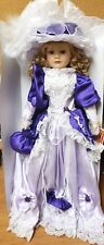 """VICTORIAN DYNASTY DOLL OF THE SAMANTHA COLLECTION NO. 4 24"""""""